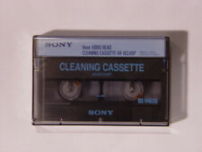 Sony 8mm Video Head Cleaning Cassette V8-6Clhsp Factory Sealed Japan