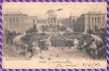 MARSELLA - el Palacio longchamp