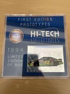 NASCAR 1994 Hi-Tech Racing Masters #42 KYLE PETTY Set LE 500 Silver Coin +
