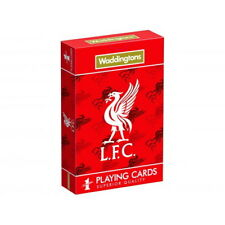 LIVERPOOL – WODDINGTONS CLASSIC PREMIUM PLAYING CARDS OFFICIALLY LICENSED