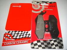 PASTIGLIE FRENO ANTERIORI BREMBO CARBON 07012 BETA 4.0 ALP 350 2011 2012