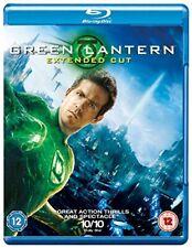 Green Lantern Extended Cut Blu-ray 2011 Region