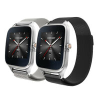 18mm 22mm Milanese Loop Bracelet Stainless Steel Watch Band For ASUS Zenwatch 2