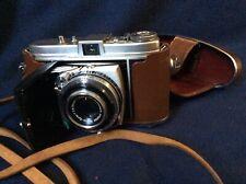 Kodak Retina 1B Compur camera & case No 60221 Germany