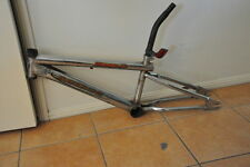 RARE TEAM MONGOOSE  HOOP-D  MGX  BMX FRAME  (old school bike parts )