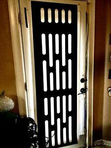 Star Wars death StAr TrEk prop FLIM wall Translight print EXCELLE 2 prints