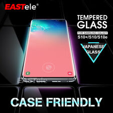 For Samsung Galaxy S20 FE Ultra S10 Note 20 10 Tempered Glass Screen Protector