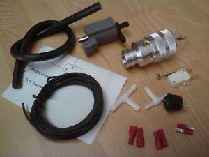 Blow Pop Off Ventil Set ALLE Turbo Diesel TDI TD CDI DTI HDI TDCI CRDI CDTI CTDI