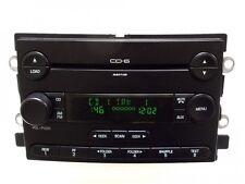 04 05 06 FORD F150 Truck 500 Freestyle MERCURY Montego 6 MP3 CD Player Radio OEM
