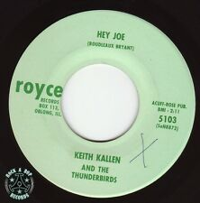 KEITH KALLEN ♪ ROYCE~5103 ♫ org. US press ♫ 1959