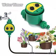 Electrónico Automático Agua Jardin Manguera Riego de Planta Temporizador Sistema