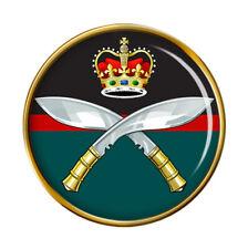 Royal Gurkha Rifles, British Army Pin Badge