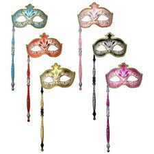 Unbranded Plastic Venetian Costume Masks