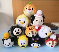 "New Disney TSUM TSUM Mini Holiday Edition Plush Toys Screen Cleaner 3.5""/9cm"