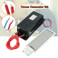 220V 10g/h Supply Ceramic Plate Ozone Generator Air Purifier Kit   y