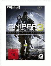 Sniper Ghost Warrior 3 + Season Pass steam key PC Game Code [livraison rapide]