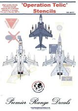 Model Alliance 1/48 Operation Telic Stencils # 48111