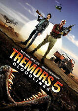 Tremors 5: Bloodlines New DVD! Ships Fast!
