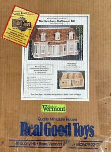 "Dollhouse Kit ""The Newbury"" by Real Good Toys NIB"