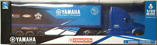 "NewRay - Kenworth Race Truck ""Yamaha Factory Racing 2017"" 1:32 / Spur 1 Neu/OVP"
