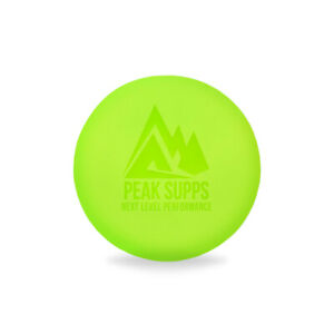 Peak Supps Trigger Point Massage Ball - Myofascial Release | Deep Tissue | Rehab