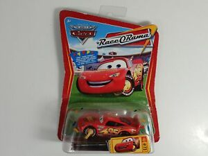 CARS 1 Disney Pixar Mattel Film Voiture Impound Lightning Flash McQueen NEUF