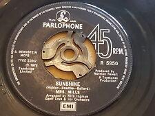 Mrs. Mills, Sunshine, Bobbikins, UK, 1962, R5950, @Search4Vinyl
