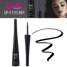 Sleek Makeup Dip It Eyeliner Long Lasting Liquid Fast Dry Eye Liner Black