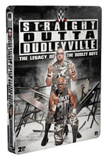 WWE: Straight Outta Dudleyville - The Legacy of the Dudley Boyz Blu-Ray (2016)
