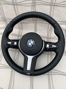 Bmw 5 6 7 Series F10 F11 M Sport Steering Wheel F12 F13 F06 F01 F02 F07 Complete