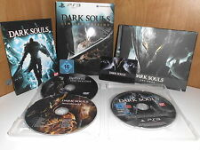 DARK SOULS LIMITED EDITION ARTBOOK COLONNA SONORA CD making of DVD ps3 PLAYSTATION 3