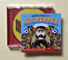 'MOJO Presents Sgt. Pepper' CD, 2007 UK mag tribute to legendary Beatles album!