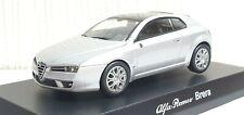 1/64 Kyosho Alfa Romeo BRERA SILVER diecast car model *READ