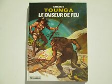 TOUNGA EO1982 TBE/TTBE LE FAISEUR DE FEU EDITION ORIGINALE
