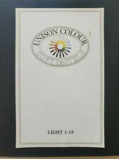 unison colour soft pastels Light 1-18