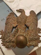 Francia II impero aquila da shako o berretto