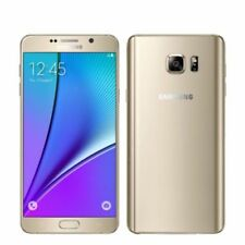 Samsung Galaxy Note 5 32gb Factory Unlocked  Gold
