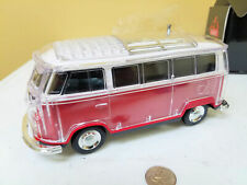 VW Kombi Bus Bluetooth Speaker RED color FREE US SHIPPING