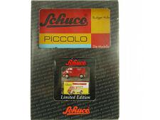 Schuco 01663 Piccolo DKW schnellaster anuario 2000 coche modelo OVP 1211-28-93