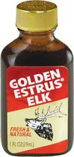 Wildlife Research Golden Estrus Elk Fresh Natural Scent Attractant 1 Oz Bottle