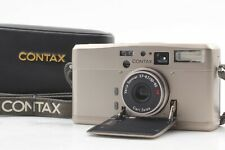 【NEAR MINT w/ Case】Contax TVS III 35mm Point & Shoot Film Camera From Japan #067