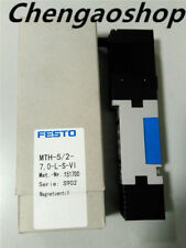 1PC  New  Festo MTH-5/2-7 0-L-S-Vi 151700 Valve-Solenoid-Spring   # 0066  YT