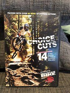 Choice Cuts 14 Mountain Bike Dvd R4