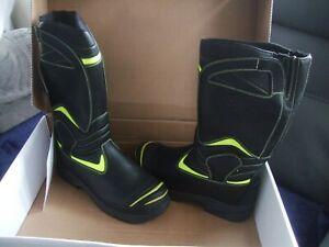 Jolly 9306/CA  Firemans Safety Boots Goretex Fireproof  Footwear Waterproof 9.5
