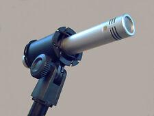 SUPERLUX CM-H8K Multi-Capsule Condenser (3 Capsules) + Shock Mount + 6m XLR lead