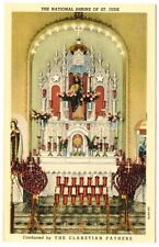 National Shrine of St. Jude Claretian Fathers, Chicago Illinois, Curt Tiech