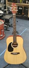 Jasmine S33LH Left Handed Acoustic Guitar Pre-owned Free Shipping