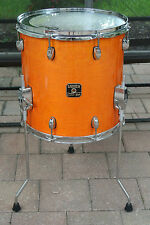 "GRETSCH 14"" CATALINA MAPLE FLOOR TOM in TOASTED ORANGE for YOUR DRUM SET! #V82"
