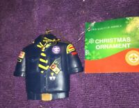Boy Scouts of America  - Christmas Ornament Shirt  NEW with Tag  Kurt S Adler