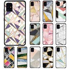 Shape Pattrens Phone Case Cover For Samsung Galaxy A10 A20E A30S A40 A50 A70 A71